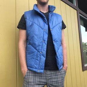 d8ad5a906 { THE NORTH FACE } Men's Vintage Puffer Vest